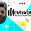 Flicker Leap Movember 2017 Wallpaper