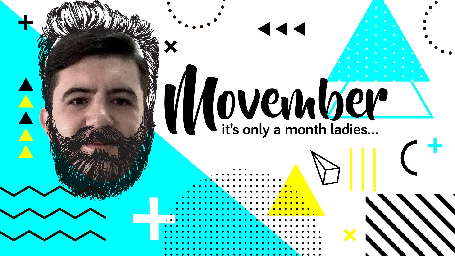 Flicker Leap Movember 2017 Wallpaper