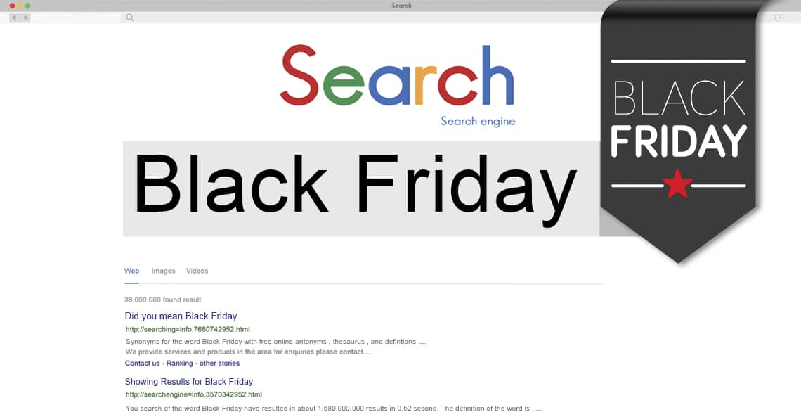 Black Friday SEO