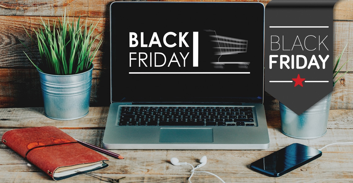 Black Friday Website Design