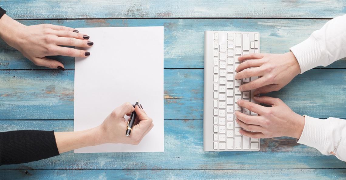 Improve business efficiency digitally