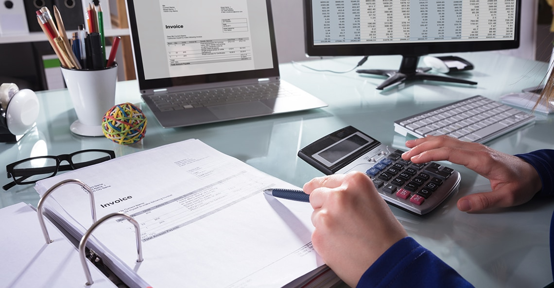 auditing financial processes