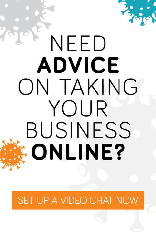Need advice on taking your business online?