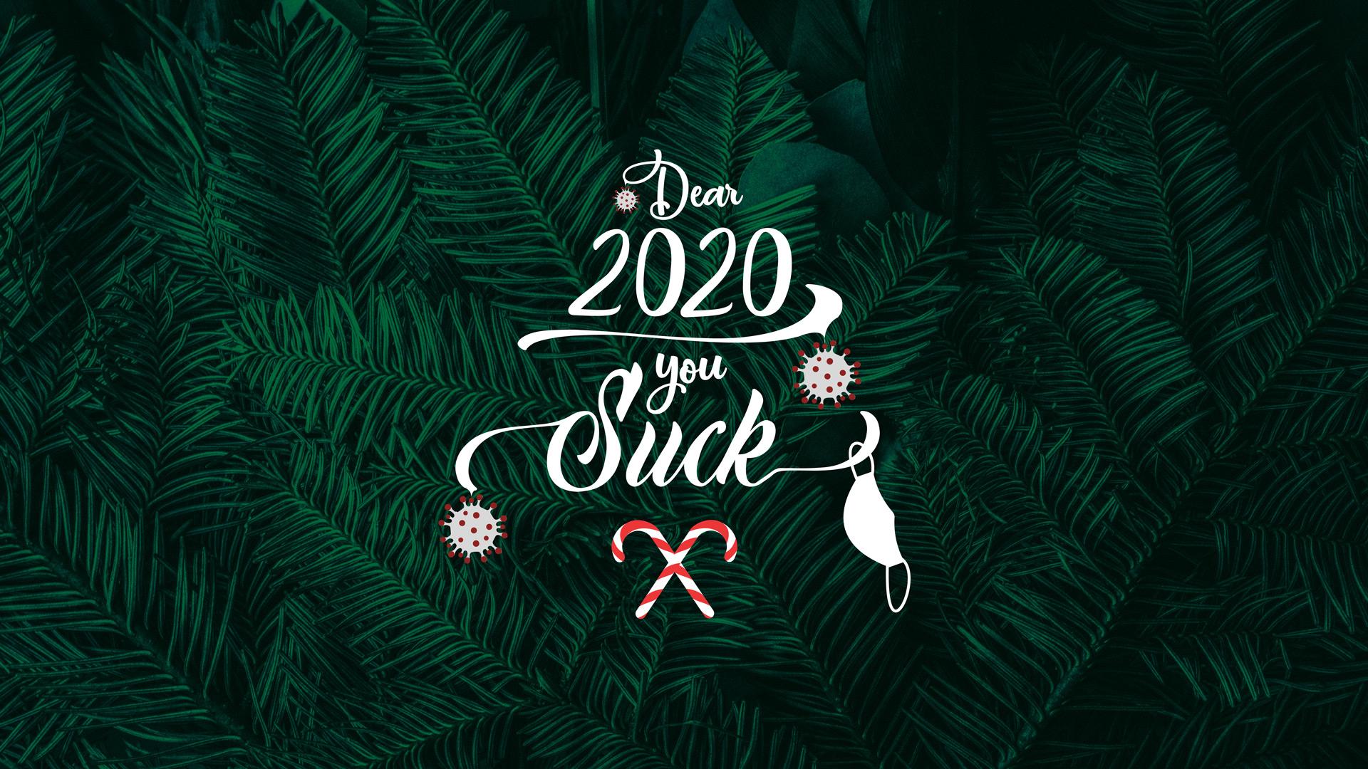 December 2020 wallpaper desktop